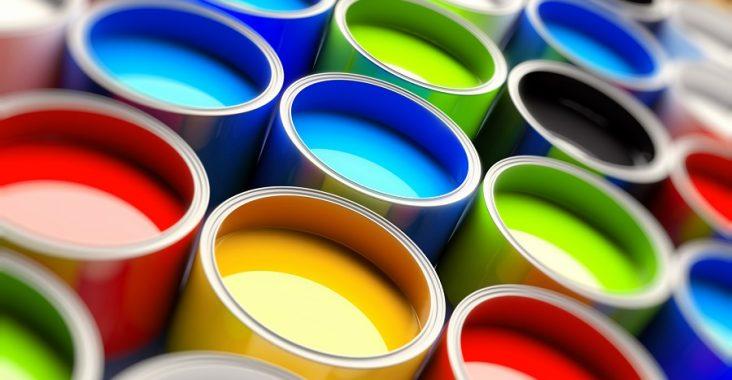 malowanie pokoju farbami